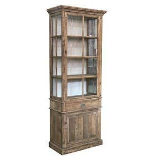 Blaire Pine Cabinet Natural