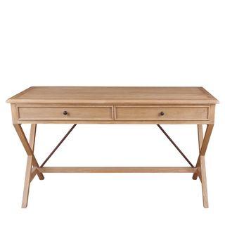 Amos Oak Desk