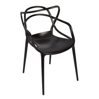 Damian All Weather UV Treated Chair Black