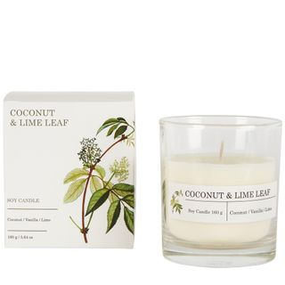 Coconut & Lime Leaf Soy Candle 160g