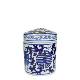 Aline Decorative Lidded Jar