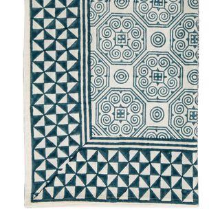 Malta Cotton Tablecloth Small
