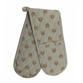 Mandalay Double Oven Glove Tuscan Olive