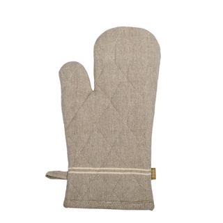 Kumas Single Oven Glove Charcoal