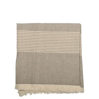 Kumus Turkish Beach Towel Charcoal