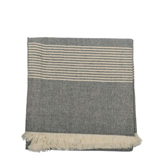 Kumus Turkish Beach Towel Navy