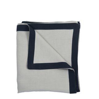 Elegance Linen Tablecloth Nautic