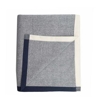 Chambray Tablecloth Navy