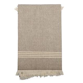 Kumas Extra Large Tea Towel Charcoal