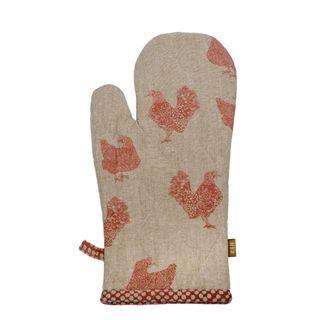 Henrietta Oven Glove Fig