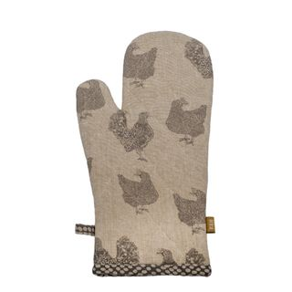 Henrietta Oven Glove Ash