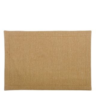 Chambray Placemat Set of 4 Tuscan Olive