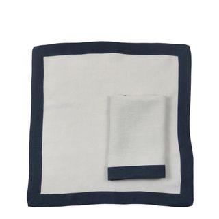 Elegance Linen Napkin Nautic