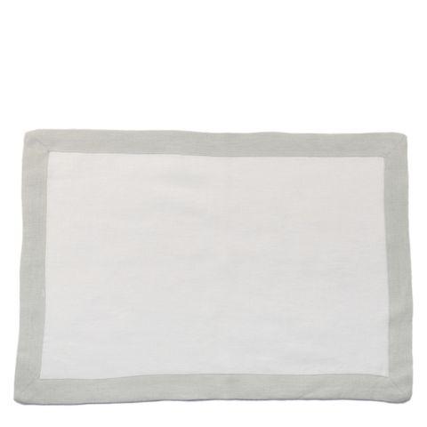 Elegance Linen Placemat Milk