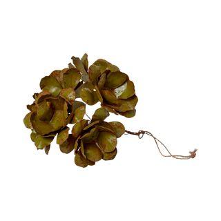 Iron Bouquet Green