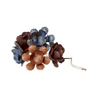 Iron Bouquet Blush Mix