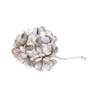 Iron Bouquet Pale Blush