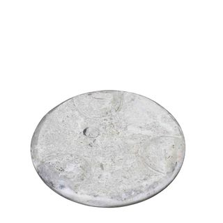Marble Trivet Small Light Grey