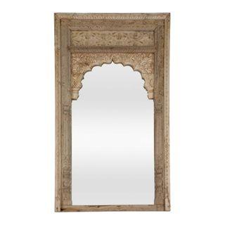 Oliana Wooden Mirror Frame