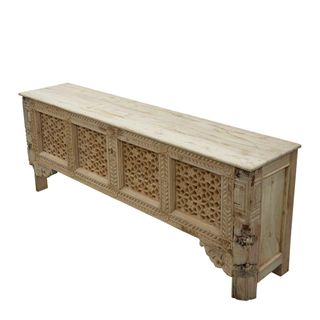 Aloh Wooden Console