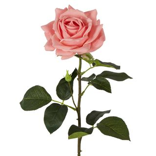 Belle Real Touch Rose Stem Pink