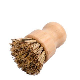 Dish Brush Bamboo