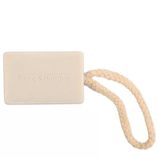 Soap on Rope Shea Butter