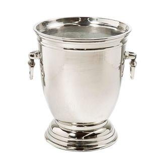 Round Ice Bucket Nickel