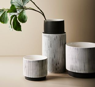 Floral Interiors Products Pots and Vases