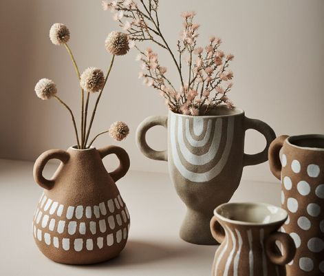 Floral Interiors Pots Creative Living