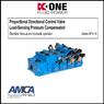 AMCA hydraulic valves