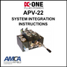 AMCA APV22 system integration