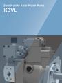 kawasaki axial piston pump K3VL