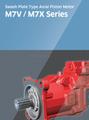 kawasaki M7X M7V datasheet