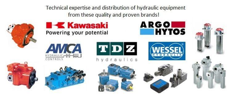 Staffa motor Kawasaki Distributor Argo Hytos AMCA TDZ Hydraulics