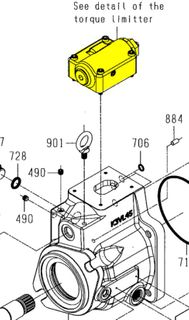 K3VL112/140 Low Torque Limit Controller
