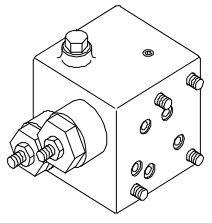 K3VL112/140/200 'L0' Regulator
