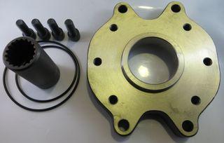 K3VL112/140 - SAE BB Through Drive Kit
