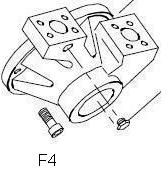 102-032 HMB270 - Valve Housing  - F4