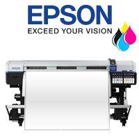 Epson Solvent Printer Inks