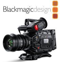 Blackmagic Mini URSA Cameras