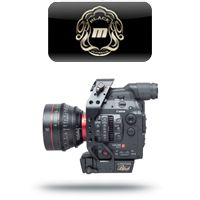 Redrock Micro UltraCage Black for Canon Cinema EOS MK II