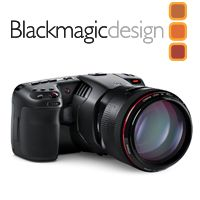 Blackmagic Design Pocket Cinema Camera & Accessories