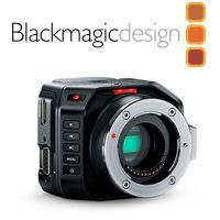 Blackmagic Design Micro Cameras