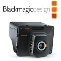 Blackmagic Design Studio Cameras