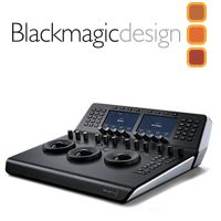 Blackmagic Design DaVinci Resolve Software & Panels