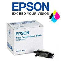 Epson Cutter Blades and Media Adaptors