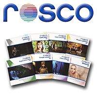 Rosco Gel Sets