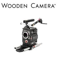 Wooden Camera - Red