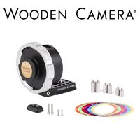 Wooden Camera Lens Modifications